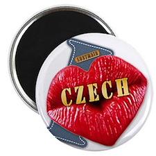 CZECH---I-LOVE Magnet