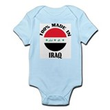 Made In Iraq Infant Bodysuit