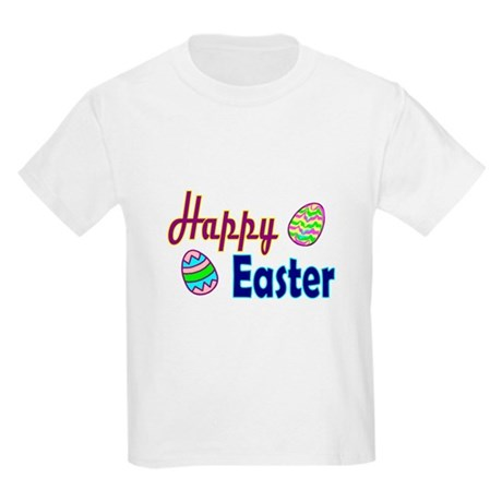 Happy Easter Eggs Kids T-Shirt