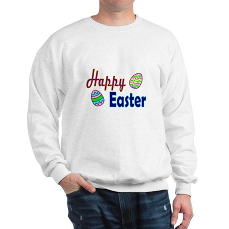 Happy Easter Eggs Sweatshirt