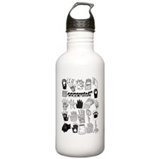 concrete5_paws Sports Water Bottle