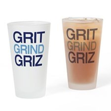 gritgrindgriz Drinking Glass