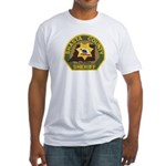 Shasta County Sheriff Fitted T-Shirt