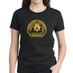 Shasta County Sheriff Women's Dark T-Shirt