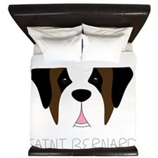 SaintFace King Duvet