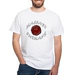 Heart Massage Therapy White T-Shirt