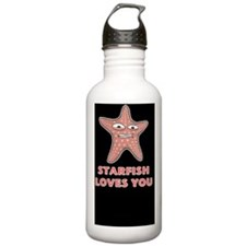 Charlie-D15-Buttons Water Bottle