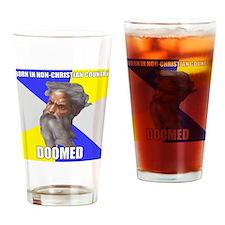 trollgoddoomedAA Drinking Glass