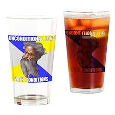 trollgodloveAA Drinking Glass