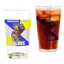 trollgodjealousAA Drinking Glass