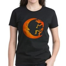 Kokopelli & Moon Tee