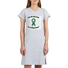 kidney Give the Gift of Life Women's Nightshirt