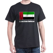 United Arab Emirates Flag T S T-Shirt