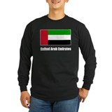 United Arab Emirates Flag T