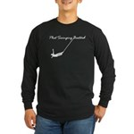 """Phat Swinging Bastard"" Long Sleeve Dark T-Shirt"