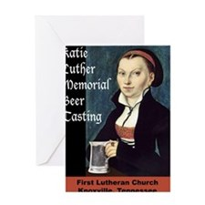 katieluther Greeting Card