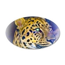 leopard BIG Wall Decal