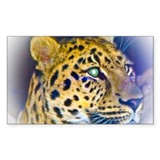 leopard BIG Decal