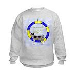 Silly Aussie Agility Kids Sweatshirt