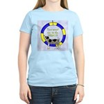 Silly Aussie Agility Women's Pink T-Shirt