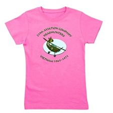 219th-Bird-Dog-white-back Girl's Tee