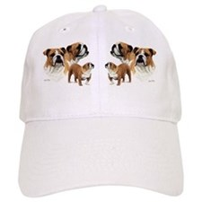 Bulldog Multi Mug Baseball Cap