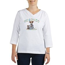 Jack Russell Share Beer Women's Long Sleeve Shirt (3/4 Sleeve)