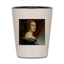 Victorian Beauty Shot Glass