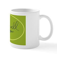 All Well Leaf -Card2 Mug
