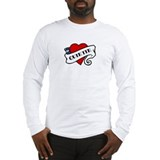 Quintin tattoo Long Sleeve T-Shirt