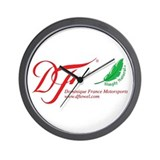 DF Wall Clock