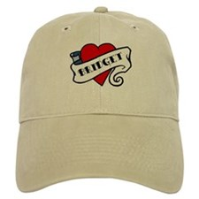 Bridget tattoo Baseball Cap
