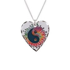 tie-dye-yinyang-T Necklace