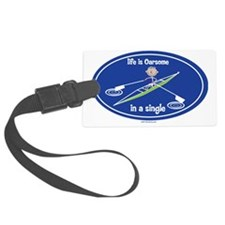 oarsone_in_single_boy Luggage Tag