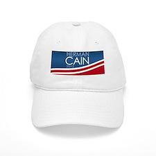 license-plate_herman_cain Baseball Cap