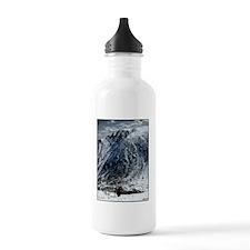 TuckShirtBackColored Water Bottle