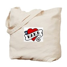 Hana tattoo Tote Bag