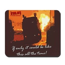 Good Friday Agreement Mousepad