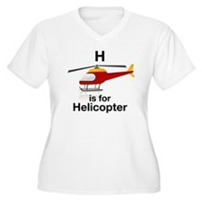 H_is_Helicopter T-Shirt