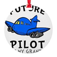Pilot Grandpa Ornament