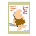 Zippy the Caveman Postcards (8 Cards)