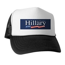 Hillary for President Poster Trucker Hat