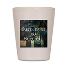 surrender2serenity Shot Glass