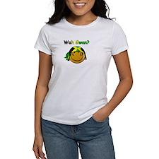 Wah Gwan? Jamaican slang Tee