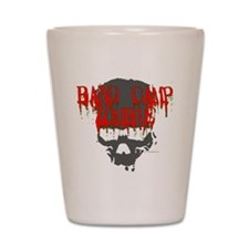 band camp zombie Shot Glass