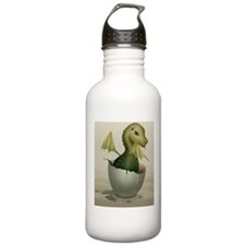 Somebody to love Water Bottle