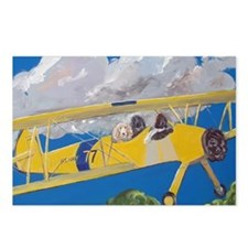 flight crew5x7 Postcards (Package of 8)