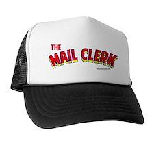 The Mail Clerk Trucker Hat