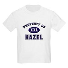Property of hazel Kids T-Shirt