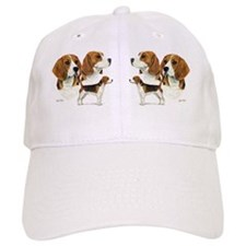 Beagle Multi Mug Baseball Cap